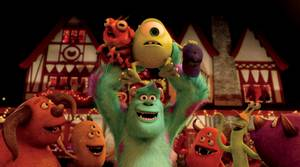 Get ready for animated college pranks in <em>Monsters University</em>.