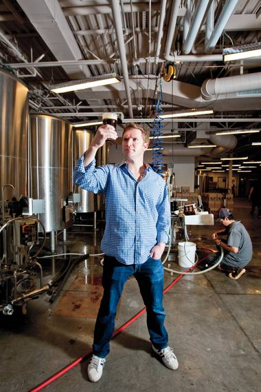 Brian Chapin had a passion for beer—so he made it his job.