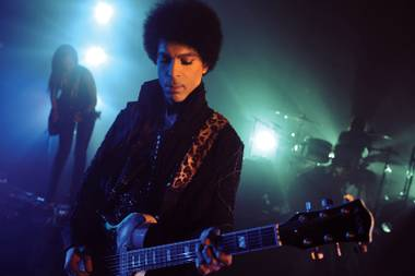 The one and only Prince plays the Joint Friday and Saturday. Let's go, crazy.