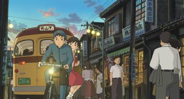 Legendary Japanese animator Hayao Miyazaki teams with his son for a sweet coming-of-age tale with From Up on Poppy Hill.