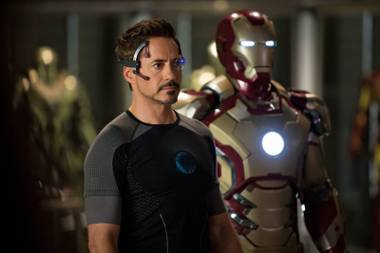Robert Downey Jr. Another Iron Man movie. Excited yet?