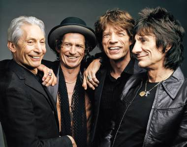 The Rolling Stones bring their 50 and Counting tour to the MGM Saturday night.