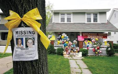 Three case of three women found last week after being held for years by their captor in a Cleveland home has raised questions about missing persons cases.