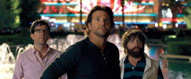 Yeah, The Hangover Part III returned to Las Vegas, which is always nice, but now that the trilogy is complete, maybe it's time for Ed Helms, Bradley Cooper and Zach Galifianakis to just all go their separate ways.