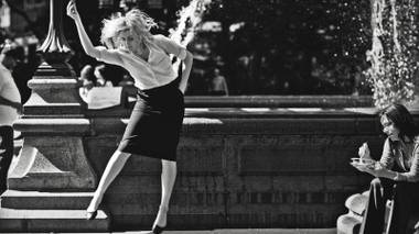 Greta Gerwig shines in the emotion-packed Frances Ha.