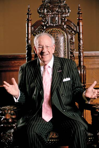"Today, Oscar Goodman is one of the most recognizable—and aggrandizing—figures in Las Vegas. But before he was mayor, Goodman was a Mob lawyer who lived an ""insular,"" almost ""cloistered"" life."