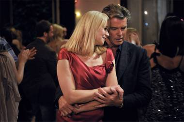Try as they might, Pierce Brosnan and Trine Dyrholm can't elevate Love Is All You Need above the level of average rom-com.