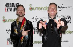 Macklemore & Ryan Lewis @ Surrender