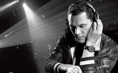 Mr. Big Shot: DJs don't come much bigger than Tiësto. He plays EDC and two residency sets at Hakkasan and Wet Republic this weekend.