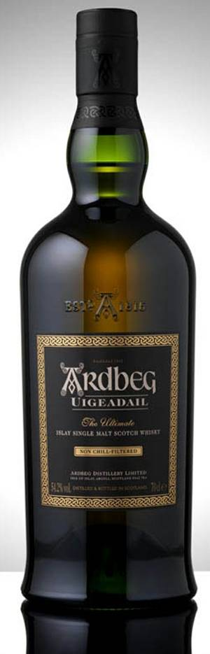 "Ardbeg Uigeadail: Hard as hell to spell and often mispronounced, but just call it ""Oogie"" and most fans will know what you mean."