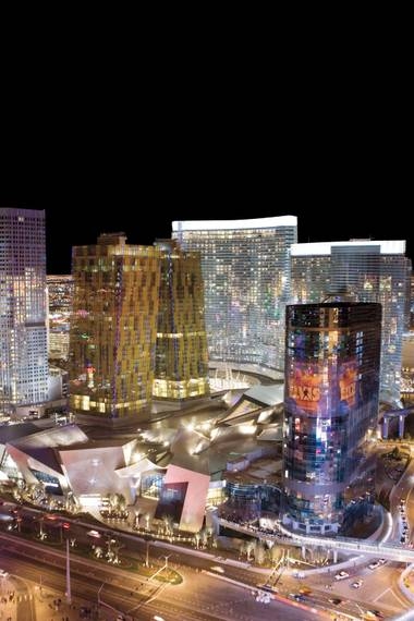 Undeniably innovative, CityCenter shares in the grand Las Vegas Strip tradition of taking big risks.