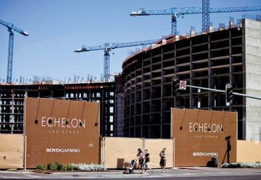 The Echelon-turned-Resorts World site is getting pagodas. We've got other ideas.