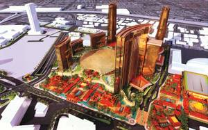 Will Resorts World bring amazement back to the Strip?