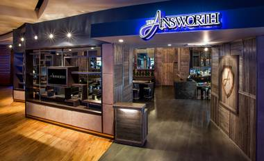 The Ainsworth is a little different from your average sports bar.