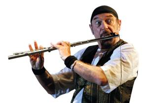 Jethro Tull frontman Ian Anderson lands at the Smith Center July 5.