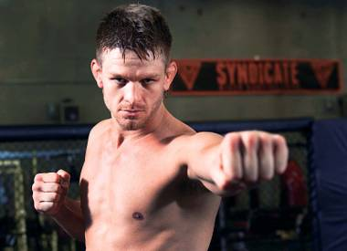In one of the toughest sports in the world, UFC fighter Mike Pyle has won four straight fights—at age 37 to boot.