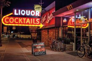 Longtime Downtown watering hole Atomic Liquors recently reopened its doors.