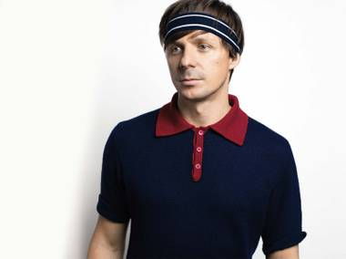 He's coming to smash (in a black tuxedo): Martin Solveig takes the tables at XS this weekend.