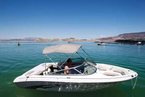 With watercraft rentals available at marinas and through authorized companies, you don't need your own boat to enjoy the lake's waters.
