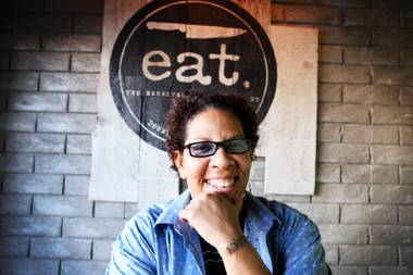 Chef Natalie Young's Eat is one of the Downtown restaurants that will be featured at October's Life Is Beautiful Festival.