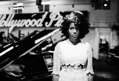 "Milkshake and ribs: Here's hoping Kelis brings her milkshake to the Palms on Friday, where she'll give us a taste of new song ""Jerk Ribs."""