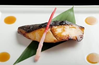 Nobu's signature black cod miso is probably better than you remember.