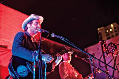 Ben Schneider and Lord Huron perform July 18 at Beauty Bar.