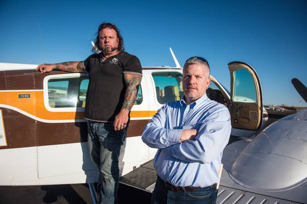 Cars? Those are so 2012. Meet Airplane Repo.