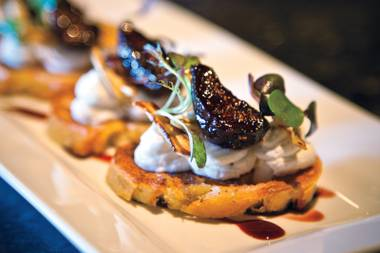 Boca Park steakhouse has involved into something more interesting, including special event dinners.