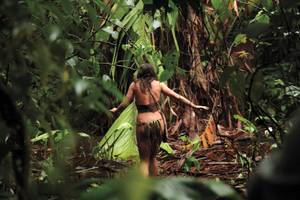 Nudity and adventure. Well, what were you expecting from a show called <em>Naked and Afraid</em>?