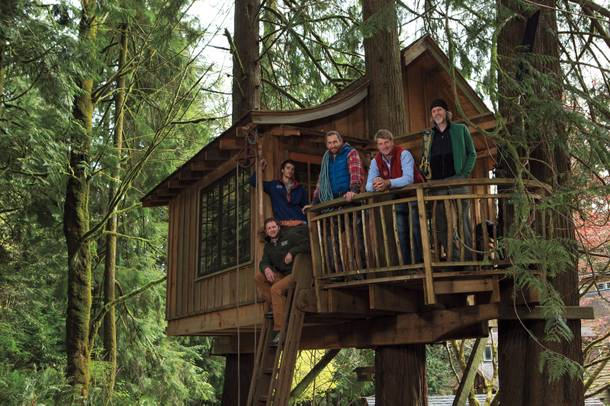 Treehouse Masters ... uh, we really can't add anything to this.