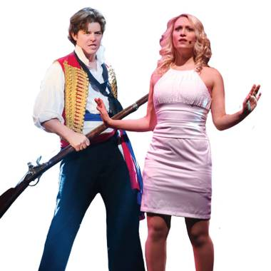 Les Miz or Legally Blonde: What are you seeing this weekend?