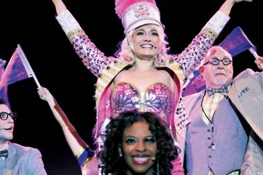 The comedic musical will make you believe in the power of pink.