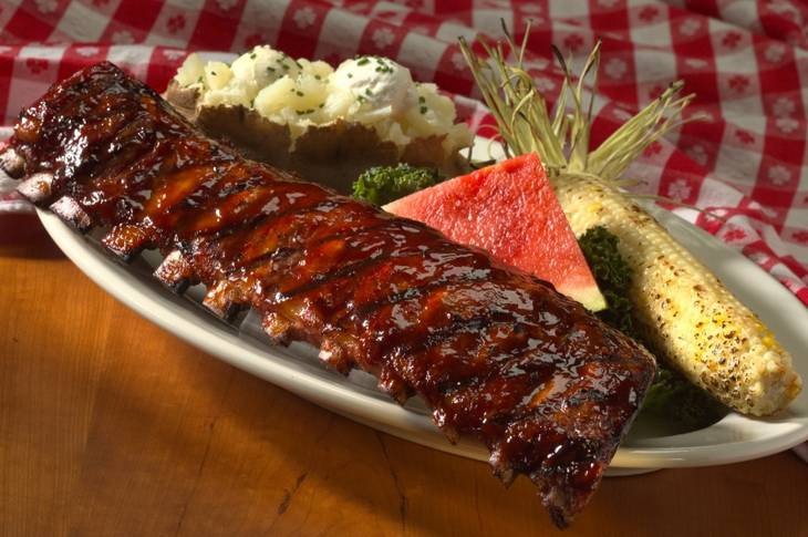 Lucille's Smokehouse Bar-B-Que has finally arrived at the Red Rock Resort.