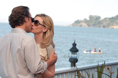 Cate Blanchett is magnetic in Woody Allen's 'Blue Jasmine.'