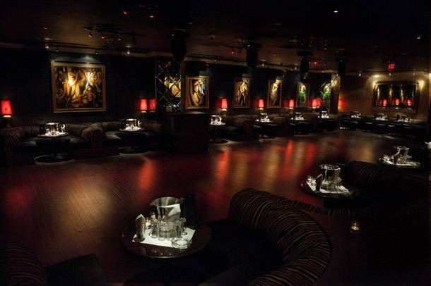 While the new Drai's space at Bally's looks different, it still feels familiar.