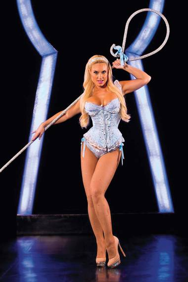 One last peep: Peepshow, starring Coco Austin, ends its run September 1.