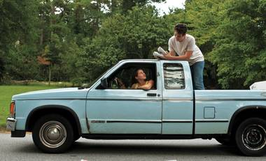 Love, booze and pick-up trucks come together in 'The Spectacular Now.'