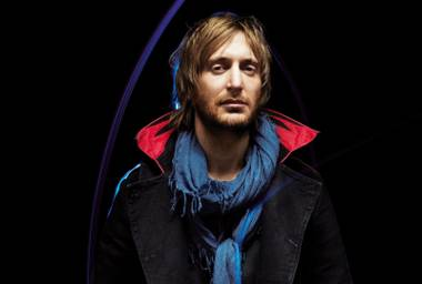 Gotta Guetta: From the booths of Ibiza to the clubs of Las Vegas, the Frenchman throws a mean party.