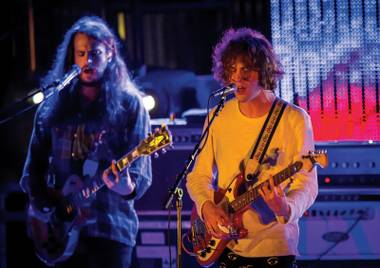 "All of MGMT's most beloved songs—yep, including ""Kids""—made it onto the band's Boulevard Pool setlist."