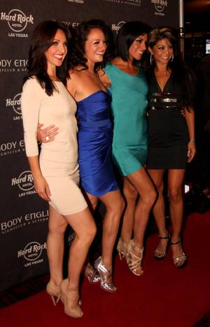 Body English @Hard Rock Peep Show Wrap Party