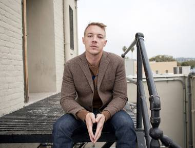 When you Dip: Diplo, of Major Lazer, brings his genre-bending soundtrack to Surrender.