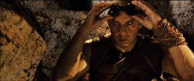 Riddick fails to capture the gritty B-movie excitement of 2000's Pitch Black, Riddick's first onscreen adventure.