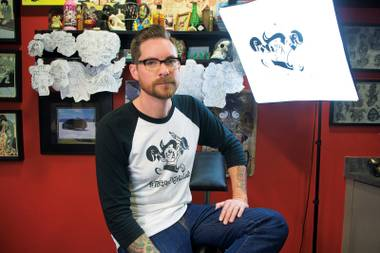The interactive drawing competition launches a Kickstarter campaign at a Studio 21 Tattoo bash this weekend.