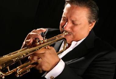 Renowned jazz musician Arturo Sandoval