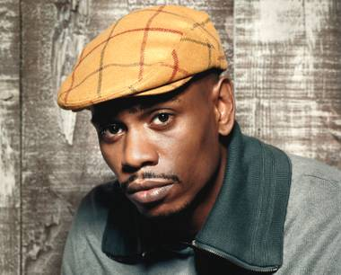 Dave Chappelle headlines Funny or Die's comedy fest at Mandalay Bay this weekend.