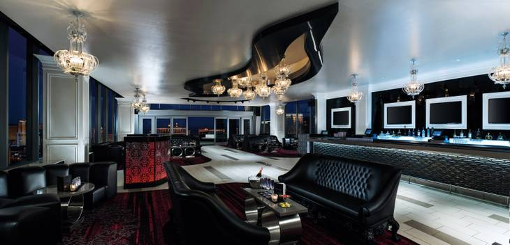 First-class upgrade: Ghostbar is remade with a swankier design.