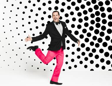 Television personality Ross Mathews will receive the Center's first Qmmunity Advocate Award October 19 at the Cosmopolitan.