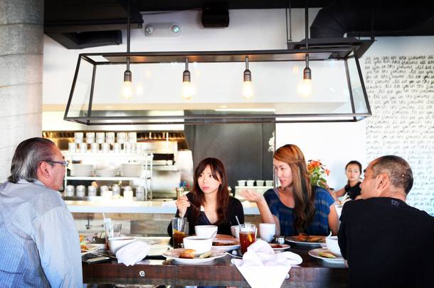 Industry pick: All the cool culinary insiders eat at Eat.