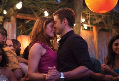 Hey, at least Runner Runner looks great. Case in point—Justin Timberlake and Gemma Arterton.